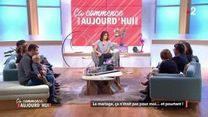 Faustine Bollaert dans Ça Commence Aujourd'hui - 28/03/18 - 06