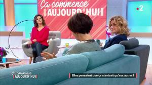 Faustine Bollaert et Christèle Albaret dans Ça Commence Aujourd'hui - 03/05/18 - 12