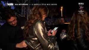 Iris Mittenaere dans 50 Minutes Inside - 21/04/18 - 01