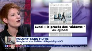 Natacha Polony dans la Republique LCI - 05/04/18 - 01