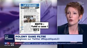 Natacha Polony dans la Republique LCI - 06/03/18 - 01