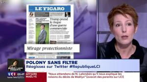 Natacha Polony dans la Republique LCI - 09/03/18 - 02