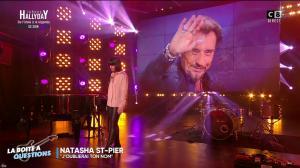 Natasha St Pier dans Touche pas à mon Poste - 06/12/17 - 02