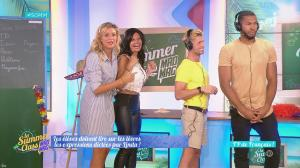 Nathalie dans la Summer Class du Mad Mag - 11/08/17 - 04