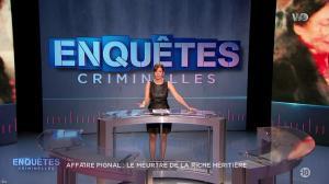 Nathalie Renoux dans Enquêtes Criminelles - 06/06/18 - 08