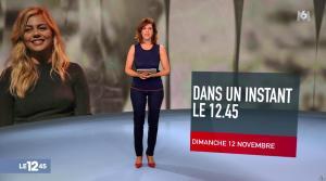 Nathalie Renoux dans le 12-45 - 12/11/17 - 02