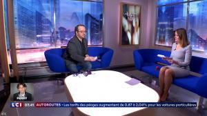 Pascale De La Tour Du Pin dans la Matinale - 01/02/18 - 05
