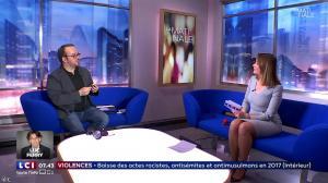 Pascale De La Tour Du Pin dans la Matinale - 01/02/18 - 06