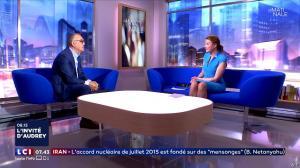 Pascale De La Tour Du Pin dans la Matinale - 01/05/18 - 02