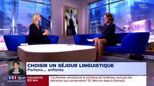 Pascale De La Tour Du Pin dans la Matinale - 02/05/18 - 01