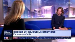 Pascale De La Tour Du Pin dans la Matinale - 02/05/18 - 02