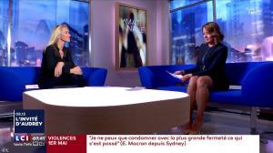 Pascale De La Tour Du Pin dans la Matinale - 02/05/18 - 03
