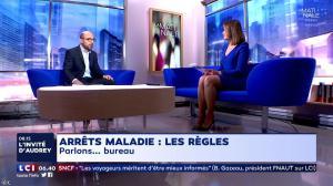Pascale De La Tour Du Pin dans la Matinale - 04/12/17 - 02