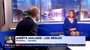 Pascale De La Tour Du Pin dans la Matinale - 04/12/17 - 04