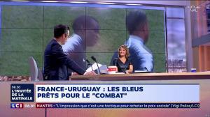 Pascale De La Tour Du Pin dans la Matinale - 06/07/18 - 04