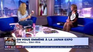 Pascale De La Tour Du Pin dans la Matinale - 06/07/18 - 17