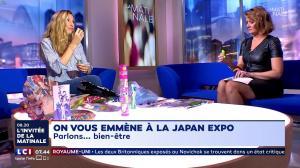 Pascale De La Tour Du Pin dans la Matinale - 06/07/18 - 29