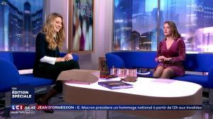 Pascale De La Tour Du Pin dans la Matinale - 08/12/17 - 04