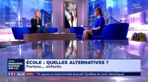 Pascale De La Tour Du Pin dans la Matinale - 11/04/18 - 02