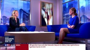 Pascale De La Tour Du Pin dans la Matinale - 11/04/18 - 04