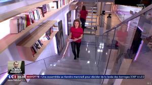 Pascale De La Tour Du Pin dans la Matinale - 14/03/18 - 01
