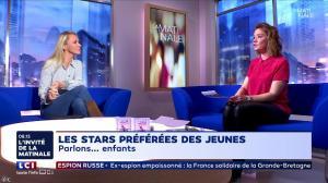 Pascale De La Tour Du Pin dans la Matinale - 14/03/18 - 02