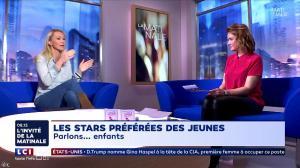 Pascale De La Tour Du Pin dans la Matinale - 14/03/18 - 03