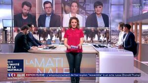 Pascale De La Tour Du Pin dans la Matinale - 14/03/18 - 07