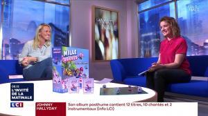 Pascale De La Tour Du Pin dans la Matinale - 14/03/18 - 13
