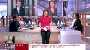 Pascale De La Tour Du Pin dans la Matinale - 14/03/18 - 14