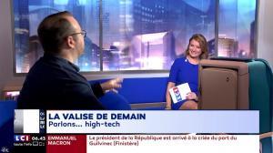 Pascale De La Tour Du Pin dans la Matinale - 21/06/18 - 01