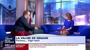 Pascale De La Tour Du Pin dans la Matinale - 21/06/18 - 02