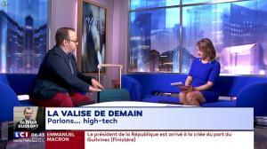 Pascale De La Tour Du Pin dans la Matinale - 21/06/18 - 03