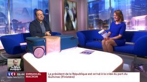Pascale De La Tour Du Pin dans la Matinale - 21/06/18 - 05