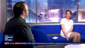 Pascale De La Tour Du Pin dans la Matinale - 29/03/18 - 04