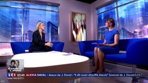 Pascale De La Tour Du Pin dans la Matinale - 31/01/18 - 01