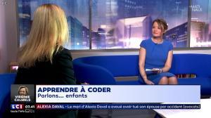 Pascale De La Tour Du Pin dans la Matinale - 31/01/18 - 02