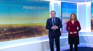 Pascale De La Tour Du Pin dans Première Edition - 04/04/17 - 01