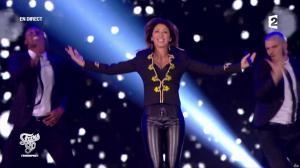 Sabrina Salerno dans Stars 80 Triomphe - 02/12/17 - 07