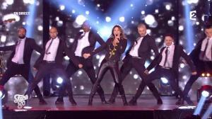 Sabrina Salerno dans Stars 80 Triomphe - 02/12/17 - 08