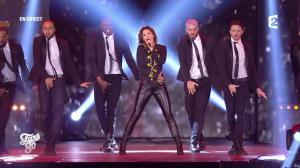Sabrina Salerno dans Stars 80 Triomphe - 02/12/17 - 09