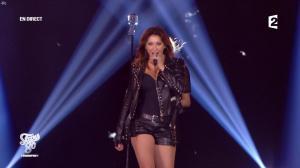Sabrina Salerno dans Stars 80 Triomphe - 02/12/17 - 16