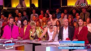 Sabrina Salerno dans Touche pas à mon Poste - 13/11/17 - 04