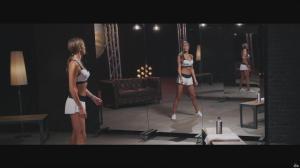 Iris Mittenaere dans une Bande-Annonce de Danse avec les Stars - 14/09/18 - 01