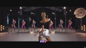 Iris Mittenaere dans une Bande-Annonce de Danse avec les Stars - 14/09/18 - 04