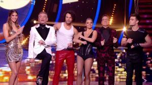 Iris Mittenaere dans Danse avec les Stars - 17/11/18 - 03