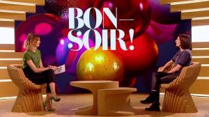 Isabelle Ithurburu et Camille Cottin dans Bonsoir - 09/03/19 - 04