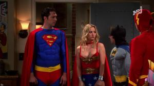 Kaley Cuoco dans The Big Bang Theory - 01/01/19 - 03