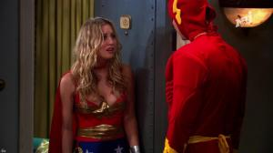 Kaley Cuoco dans The Big Bang Theory - 01/01/19 - 05