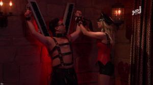 Kaley Cuoco dans The Big Bang Theory - 24/10/18 - 02
